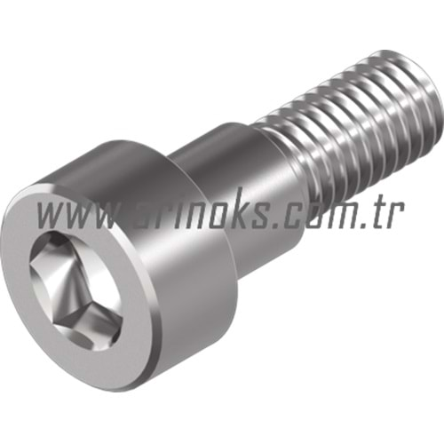 İmbus Civata (A2) DIN 912 304 Kalite HEXAGON SOCKET HEAD CAP SCREWS